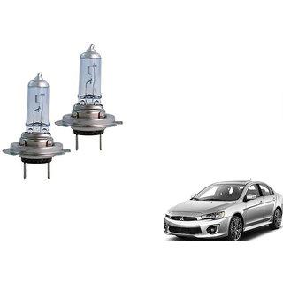 Autonity Hella H7 12V 100W Headlight Bulbs Set Of 2 For Mitsubishi Lancer