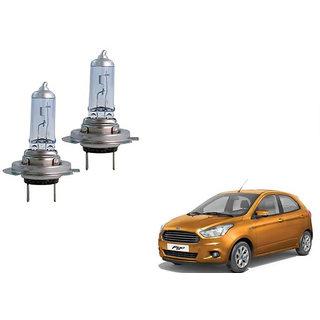 Autonity Hella H7 12V 100W Headlight Bulbs Set Of 2 For Ford Figo