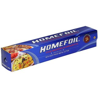 Homefoil Food Wrap Aluminium Foil (72 MTR)