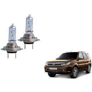 Autonity Hella H7 12V 100W Headlight Bulbs Set Of 2 For Tata Safari