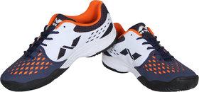 Nivia Men'S Multicolor Lace-Up Tennis Shoes