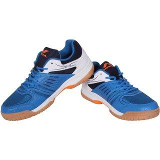 Blue Gel Verdict Badminton Shoes Online