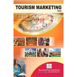 TS6 Tourism Marketing (IGNOU Help book for TS-6 in (English Medium)