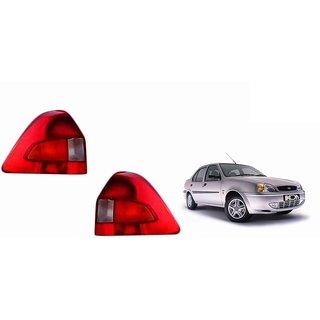 Autonity Car Tail/Brake Light Assembly(SET OF 2)- Ford Ikon