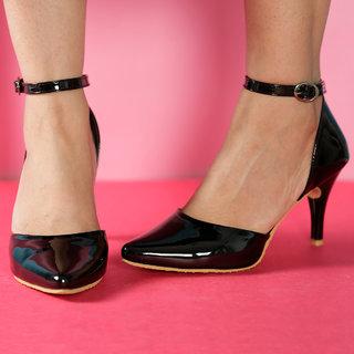 651713616f7 Buy MSCR Women s Black Heels Online - Get 43% Off