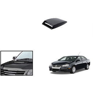 Autonity  Car Turbo Style Air Intake Bonnet Scoop BLACK For Volkswagen Jetta