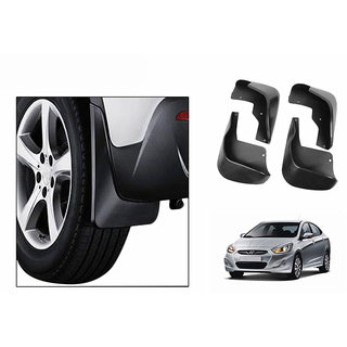 Autonity Car Mud Flaps Set 4 pcs - Hyundai Getz