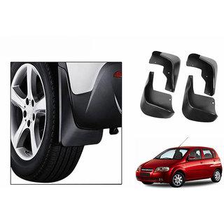 Buy Autonity Car Plastic Mud Flaps Set 4 Pcs Chevrolet Aveo Uva