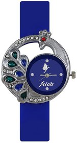 Naksh Designer Stylish Watch With Fancy Dial And Belt -FOR-women