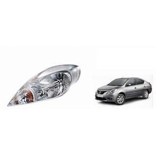 Autonity Car Crystal Headlight Assembly LEFT - Nissan Sunny