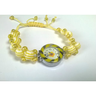 Watch Girls Beautiful Wrist Watch Birthday Gift Attractive Stylish