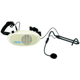 Monacor WAP-3 Waistband Amplifier