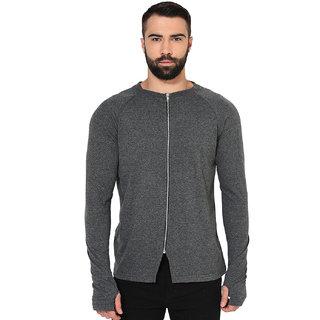 Gritstones Full Sleeve Round Neck Jacket