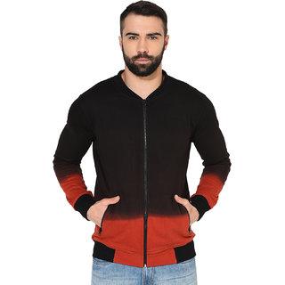 Gritstones Full Sleeve Round Neck Fleece Jacket