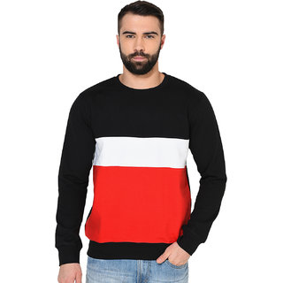 Gritstones Full Sleeve Round Neck Sweatshirt