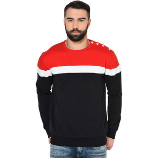 Gritstones Full Sleeve Round Neck Sweatshirt