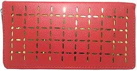 ARD Women's Stylish Chain Type Rectangular Shaped Clutc