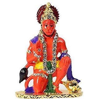 Universal car Dashboard God Lord Accessory Goddess Hanuman Temple / Shield.