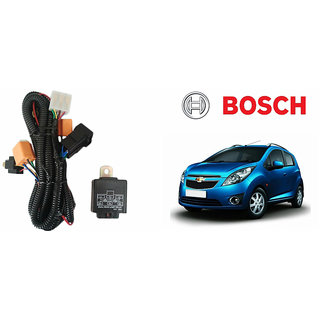 Buy Bosch Car Headlight Wiring Harness With Fuse Kit 276 Chevrolet