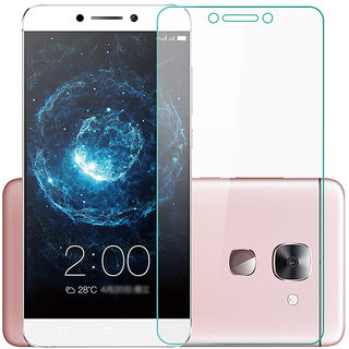 Pack Of 2 Tempered Glass LeEco Le2 Tempered Glass Standard Quality