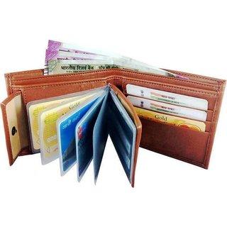 wenzest tan mens wallet