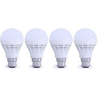 led bulb 7w combo of 4