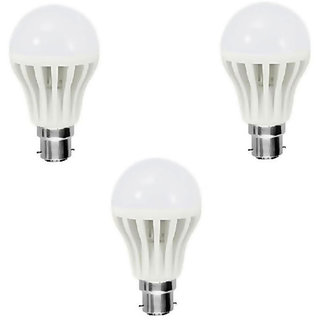 combo of 3 led bulb 7 watt