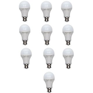 Led Bulb 3W Pack of 10 pcs.