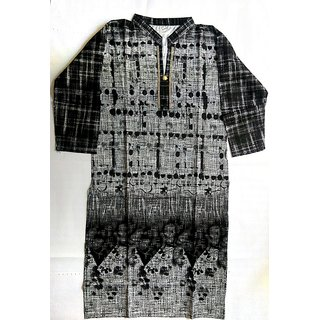 Manny New Model Kurti Cotton  For Women Comfortable Sizes quality product