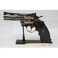 Gun Model Cigarette Lighter Metal Gun Torch Lighter Gas