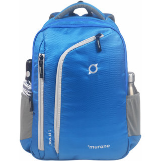 Buy Murano Office Backpack 23L Polyester Bag Online - Get 54% Off 25f8a071fc1fb