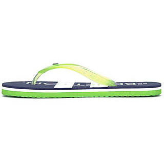 UCB Women's Blue Flip-Flops and House Slippers