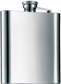 Stylish Steel Hip Flask
