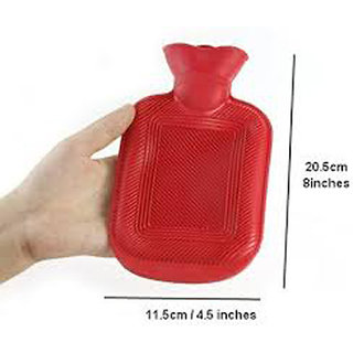 Small size Hot Water bag Hot Heat warm Bag Hot Pouch for massage