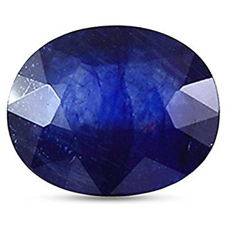 8.50 carat 100 AAA+++ quality blue sapphire(neelam) by lab certified