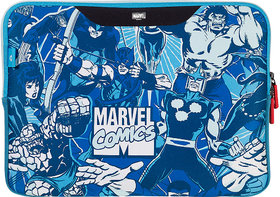 Stuffcool MARVEL Soft Laptop Sleeve for upto 13.3 Inch Macbook Air / 13.3 Inch Laptop - Ocial MARVEL  Licensed Product