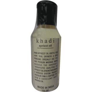 Khadi Apricot Oil 100ml (Pack of 1)