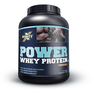 Power Whey Protein- Chocolate 5 lb