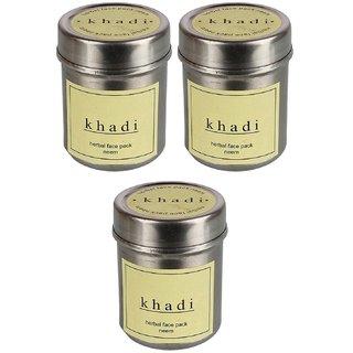 Khadi Neem Face Pack, 50g (Pack of 3)