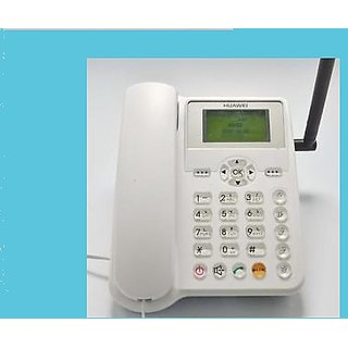 GSM Landline HUAWEI ETS Supports Any Gsm Sim Card Landline Phone