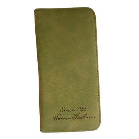 Angelfish Women's Purse Letter Printed Wallet Coin Bag Case Card Organizer Keys Holder - AELKCP0133