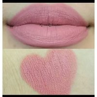 No 09 MeNow KISS PROOF Powdery Matte Soft Lipstick Lip Crayon Pencil NUDE PINK