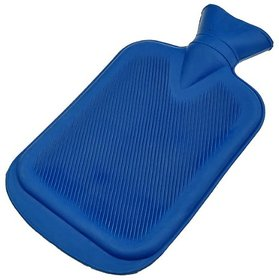 SAHAYA Hot Water Rubber Bag Bottle For Pain Relief Assorted color 1500 ML