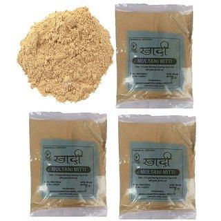 Khadi Multani Mitti Handwash 200 Gms (Pack of 3)