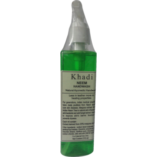Khadi Neem Handwash 210 ML (Pack of 1)
