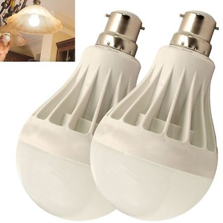9w LED bulb 2pcs. combo