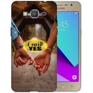 Printland Back Cover For Samsung Galaxy Grand Prime Plus