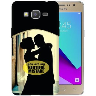 Printland Back Cover For Samsung Galaxy Grand Prime Plus