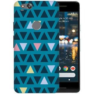 Printland Back Cover For Google Pixel 2
