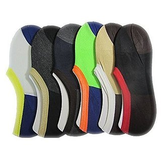 12 Pair Loafer Socks, Low Cut Foot Cover Socks, Ankle Socks
